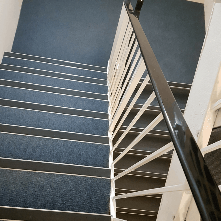 Communal Staircase Cleaning
