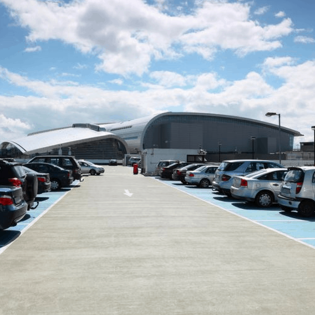 Carpark Cleaning services
